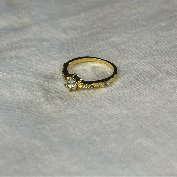 Simple Engagement - Promise Ring 6 mm